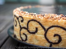 Gâteau Arabesque
