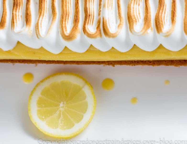 33 – cuisine, Sucredorgeetpaindepices.over-blog.com, tarte citron