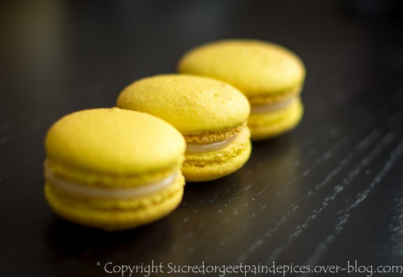 1 – citron, cuisine, jaune, macarons, Sucredorgeetpaindepices.over-blog.com – 05