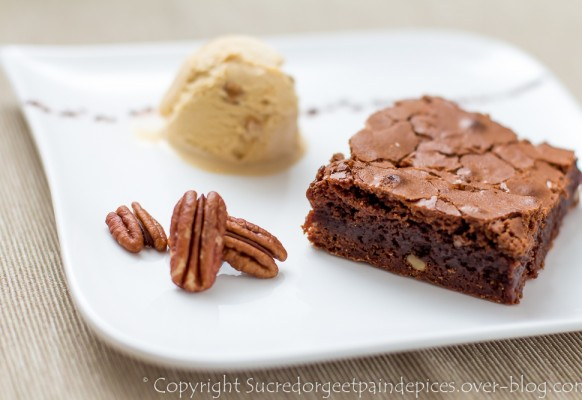 10 – brownie, cuisine, pecan, Sucredorgeetpaindepices – 15