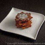 Croustillants à la noix de coco de Philippe Conticini