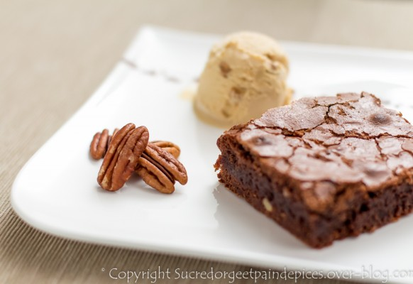 8 – brownie, cuisine, gateau, pecan, Sucredorgeetpaindepices, Sucredorgeetpaindepices.over-blog.com – 15