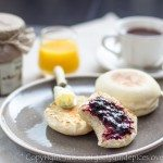 English muffins – Yes Sir !