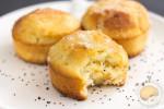 Petits gâteaux moelleux citron et pavot bleu