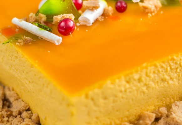 Sucre d'orge – gateau mangue