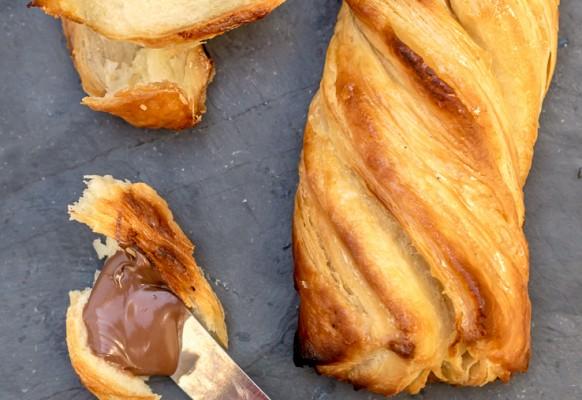 Cuisine – baguette – feuilletee