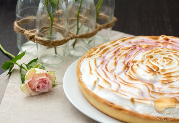 Cuisine – tarte – chocolat blanc