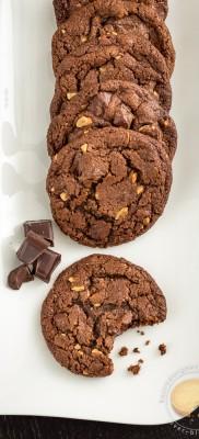 Cuisine – Cookies – chocolat