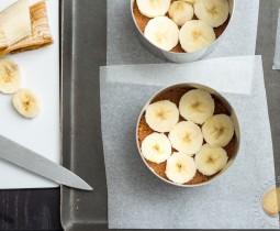 Cuisine - banofee - minute - rapide - banane - caramel