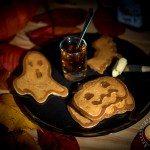 Pancakes d'Halloween