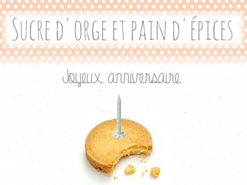 Sucre d 39 orge et pain d 39 pices f te son premier anniversaire sucre d 39 orge et pain d 39 epices - Sucre d orge et pain d epice ...