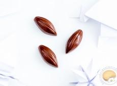 Le tempérage du chocolat : conseils pour obtenir des chocolats bien lisses et bien brillants :-)