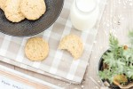 Biscuits craquants aux flocons d'avoine