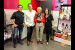 Concours de la tarte au chocolat revisitée de Christophe Roussel à la Baule : ma participation en tant que membre du jury !