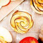 Fleur des rois : pomme / frangipane