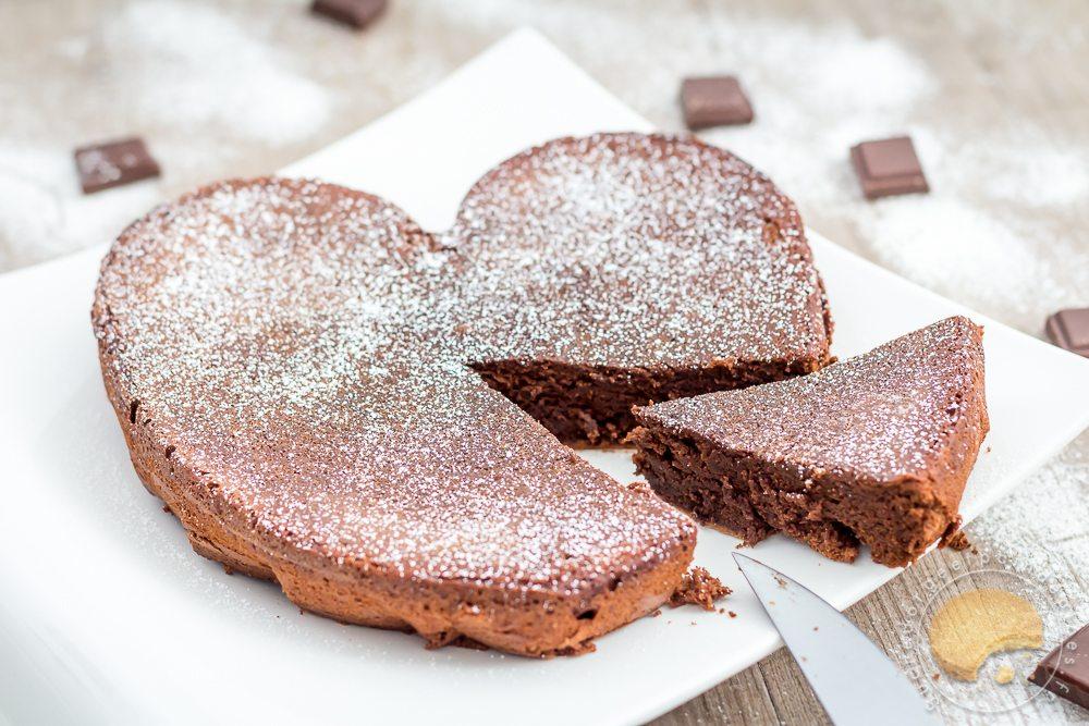 19 gateau chocolat coeur moelleux valentin saint valentine cuisine cooking french pastry