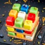 Entremets Rubik's Cube