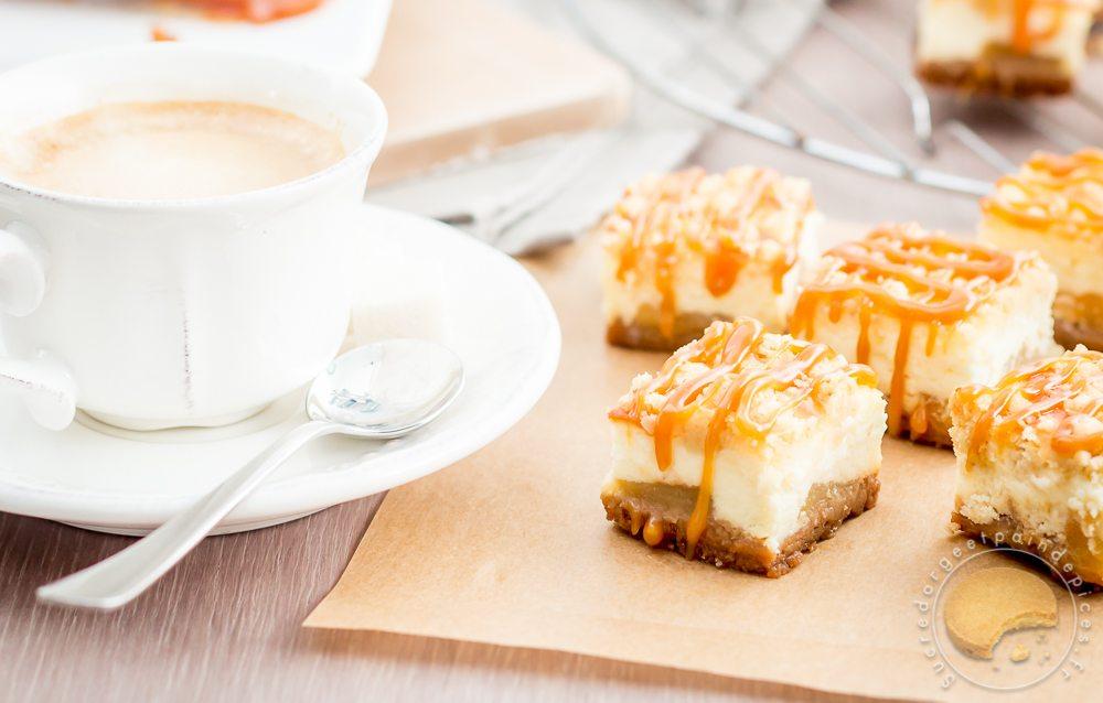 Appareil Cheese Cake
