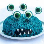 Gâteau d'anniversaire monstrueusement bon : noix de coco et citron vert