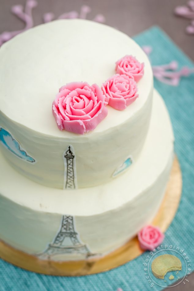 Gateau Layer Cake Paris