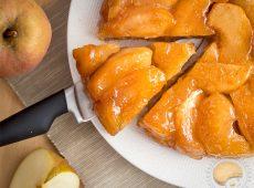 La meilleure des tartes Tatin : celle de Christophe Michalak