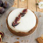 Cheese cake à la figue et au spéculoos