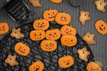 Effrayants mais adorables petits biscuits d'Halloween ^^