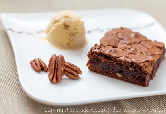 10 – brownie, cuisine, pecan, Sucredorgeetpaindepices – 15