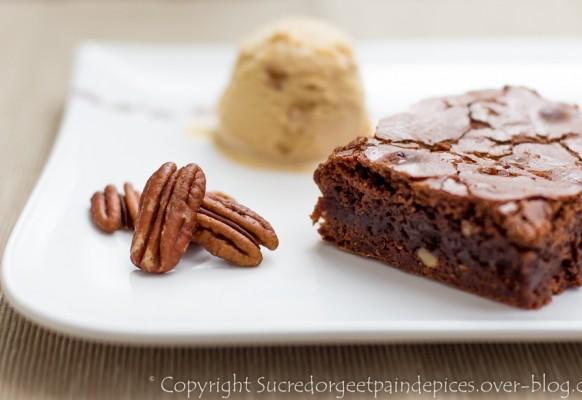 11 – brownie, cuisine, pecan, Sucredorgeetpaindepices – 15