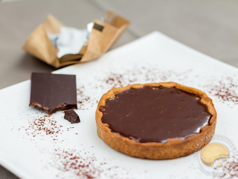 Tartelettes Choco Nutella Sucre D Orge Et Pain D Epices