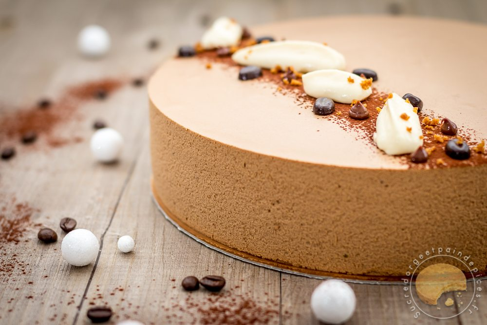 Recette Cake Chocolat Vanille Cafe