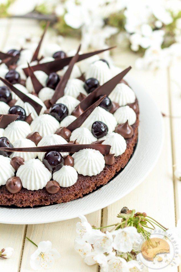 Ma fantastik for t noire sucre d 39 orge et pain d 39 epices - Herve cuisine foret noire ...