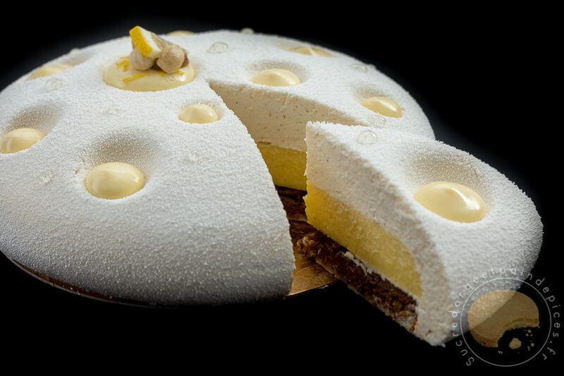 Une Merveille Dentremets Le Citronpraliné Sucre Dorge Et Pain